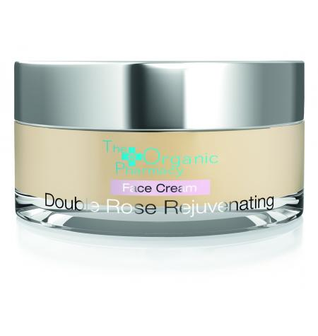 Crema Facial Double Rose Rejuvenating · 50 ml