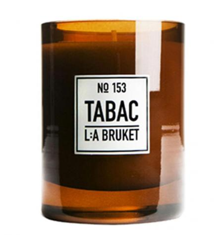 tabac scented candle · 260gr