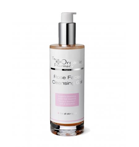 Gel Limpiador Facial de Rosa · 100 ml
