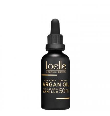Aceite de Argán - Vainilla· 50 ml