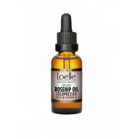 Aceite de Rosa Mosqueta Orgánico · 30 ml