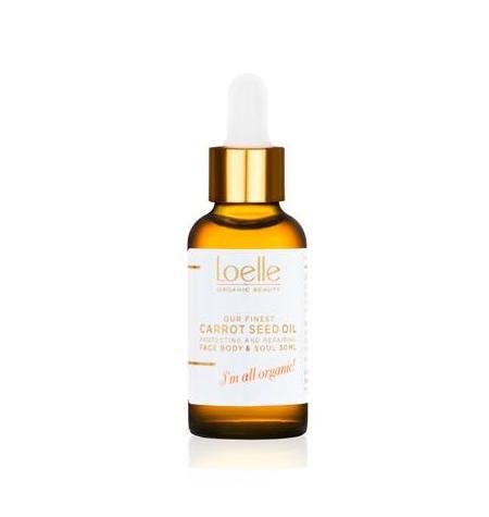 Aceite de Semilla de Zanahoria Orgánico · 30 ml